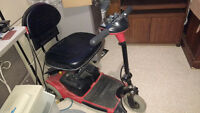 GoGo 3 wheel scooter for sale