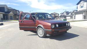 MINT*** '90 VW Golf GT