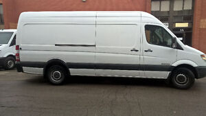 SOLD 2008 Dodge Sprinter 2500 Minivan, Van