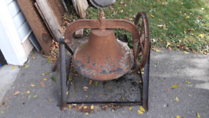 Old Cast Iron Bell