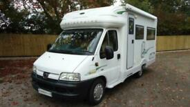 Autocruise Starspirit 2 berth Rear U shaped lounge ***HOLDING DEPOSIT TAKEN***