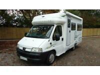Autocruise Starspirit 2 berth Rear U shaped lounge Motorhome for sale