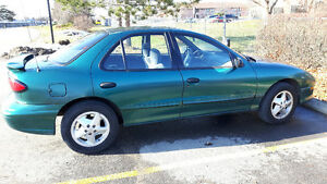 1998 Pontiac Sunfire Sedan