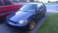 B18 swap civic for trade or sale