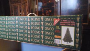 New 7' Christmas Pine Tree