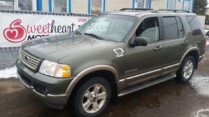 2003 Ford Explorer Eddie Bauer 4.0L 4WD  FREE 200.00 GAS CARD