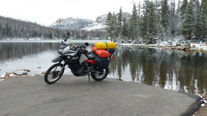 KLR 650 2008 -Super Equipped-