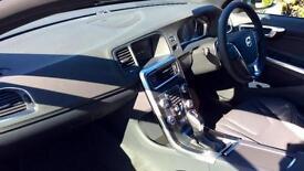 2017 Volvo S60 T4 190hp Petrol R Design Lux N Automatic Petrol Saloon