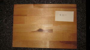 New Cutting Boards - Butcher Block