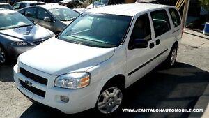 "Chevrolet Uplander Cargo Van 121"" WB 2009"