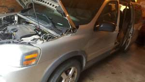Parting out 07 sv6