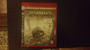Resistance, Final Fantasy XIII, 3D Dot Game Heroes - PS3