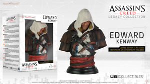 Edward Kenway Bust, Assassin's Creed IV Black Flag, Legacy Colle