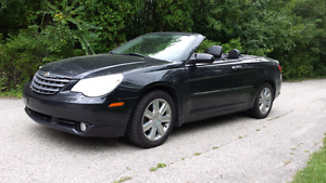2010 Chrysler Sebring Limited HT Convertible Trade considered