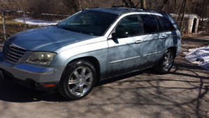 2005 AWD Chrysler Pacifica For Sale