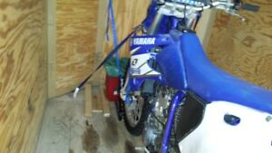 1999 Yamaha YZ400f for sale or trade!