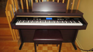 PIANO ROLAND KR103 COMME NEUF