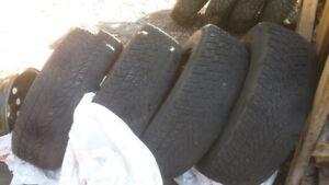 4 pneus et jantes honda crv