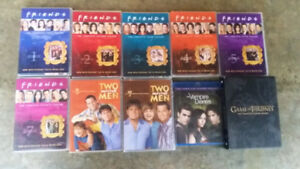 TV Shows Seasons DVD Blu Ray