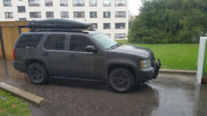 2007 Chevrolet Tahoe SUV, Crossover (EX POLICE) automatic  start