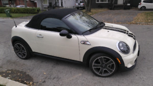 Mini Cooper S Roadster Convertible 2015