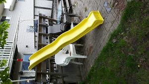 Children's Playhouse Slide