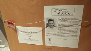 FRAMED WALTER CAMPBELL PRINT London Ontario image 5