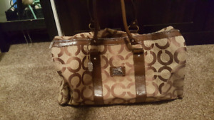 Never used Coach large bag