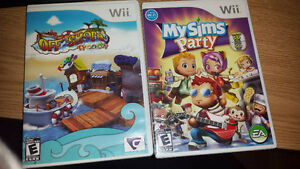 My sims party (wii)