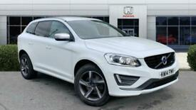 image for 2014 Volvo XC60 D5 [215] R DESIGN Lux Nav 5dr AWD Geartronic Diesel Estate Auto