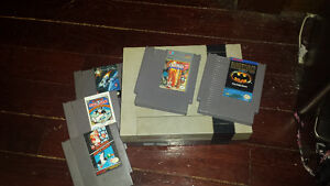 NES and other stuff