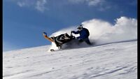 Any snowmobilers want a tag along?