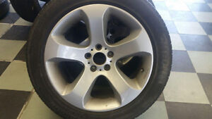 """2006 BMW X5 ALLOYS 19"""" IN GREAT CONDITION"""