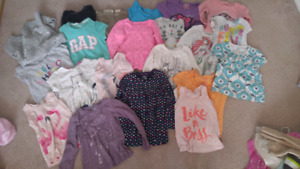 Girls clothing size 4t-5t