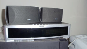 Bose 3.2.1. GSX Home Theatre System.