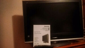 32 inch panasonic flat screen tv
