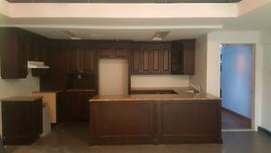 kitchen wall cabinets & storage 5000$ negociable