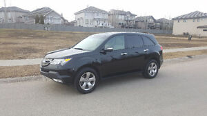 2009 Acura MDX Elite, LOW KMs, MINT COND! TIRES LIKE NEW!