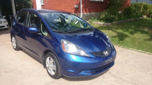2014 Honda Fit LX Berline