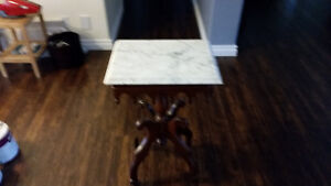 WOW ~ an Antique accent table!!