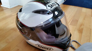 Shoei RF-1100 and HJC CL-16 Motorcycle Helmets