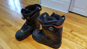 Snowboarding boots - used twice - OBO