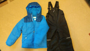 Columbia Winter Jacket and  Snow-Pants set, boys size S (8)
