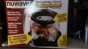NuWave counter top oven