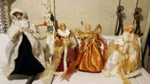 4 tree angels $10 for all