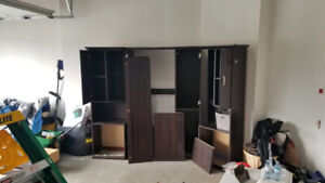 Free dresser and shelves