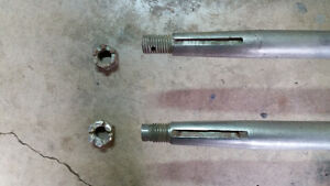 STAINLESS PROP SHAFTS