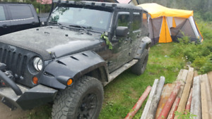 Jeep Wrangler JKU Factory Softtop Complete
