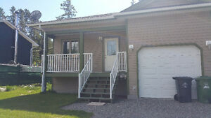 Newer Duplex for rent in Porter Creek August
