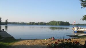 Just cancelled 2 bdr waterfront cottage July 2-7